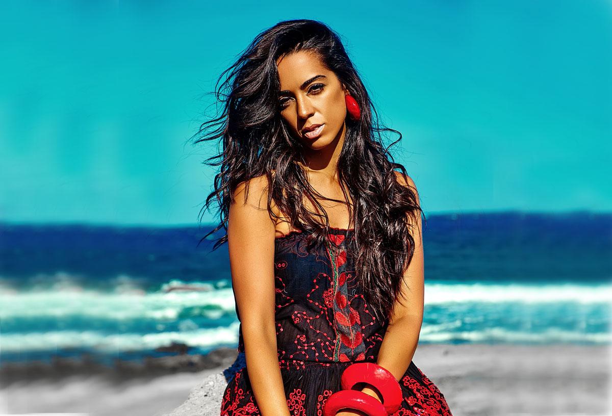 hot latin Mexican girl
